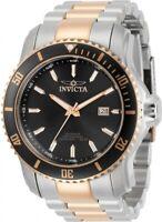 Invicta Pro Diver Automatic Black Dial Two-tone Men's Watch 30559