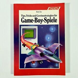 ©1992 Falken GAME BOY SPIELE dt Batman/Castlevania/Mario/Gargoyle/Nemesis/Tetris