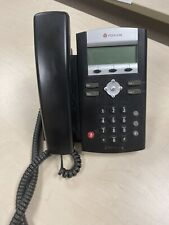 ⚡ Polycom Soundpoint 321 IP SIP VOIP teléfono de la empresa utilizado