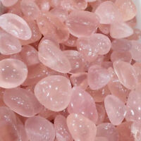 100g Natural Pink Rose Reik Quartz Mini Crystal Rocks Stones Healing Chakra NT