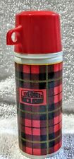 Avon Thermos Decanter Wild Country After Shave Empty no Box lot 77