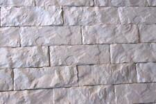 "Concrete gypsum texture stamp mat POLYURETHANE for printing cement  ""BRICK"""