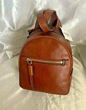 Fossil  Megan Mini Backpack Brown MSRP $158