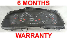 2002-2003 FORD SUPER DUTY F250,F350 & EXCURSION, GAS AUTO INSTRUMENT CLUSTER