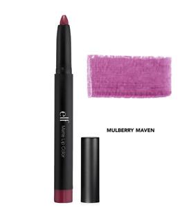 e.l.f. Matte Lip Color-Mulberry Maven (82474)