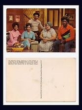 TELEVISION THE ROBINSON FAMILY MARYLAND PUBLIC TV AND SESAME STREET CIRC 1969