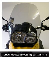 BMW F650GS F800GS 2008- TALL TOURING screen