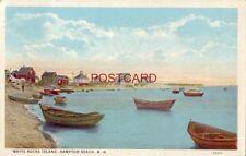 1927 WHITE ROCKS ISLAND, HAMPTON BEACH, N. H.