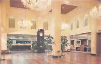 NOLA~Lobby Of The Monteleone~ Largest Hotel In French Quarter~1950s