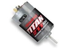 New Traxxas 3975R Part Titan 550 Motor 21T , Reverse Rotation:  E-Revo & TRX-4