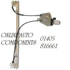 Peugeot 806, Expert ELECTRIC Window Regulator WITH MOTOR New O/S DRIVERS SIDE