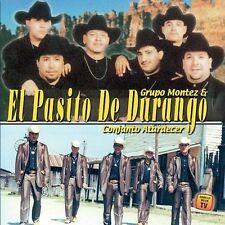 Pasito De Durango Conjunto Atardecer, Grupo Montez MUSIC CD