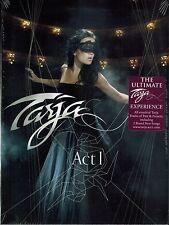 TARJA - Act 1 2CD + 3DVD Special Edition