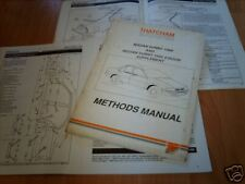 BODY REPAIR MANUAL Nissan Sunny 4 and 5 door N13 series