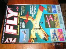 Fly n°24 Plan encart Fury / ASW 15 Extra 300 S