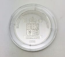 Royal Mint 1oz silver .925 proof Coin 1996 European Football Championship