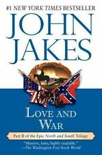 Love and War (North and South Trilogy) Jakes, John Paperback