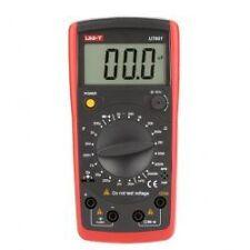 UNI-T UT601 Mo Professional Capacitance Meters Ohmmeters Capacitor Resistor Test