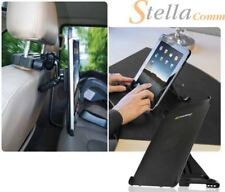 Bracketron In-Car Seat Headest Mount Holder With Stand For iPad