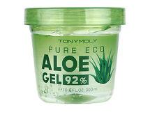 TONYMOLY Pure Eco 92% Aloe Gel 300ml (USA Seller)