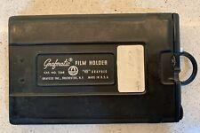 Graflex Grafmatic Sheet Film Holder 6 sheets