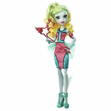 Monster High Welcome to Monster High Lagoona Blue Doll - The Argos Shop on ebay