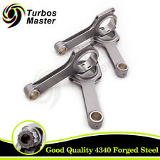Racing Forged Connecting Rod for Suzuki Swift Gti 1300 G13B Conrod ARP2000 Bolts