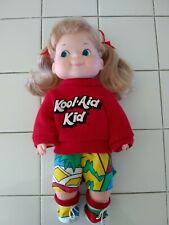 Vintage 1989 Kool Aid Kid Doll