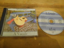 CD Folk Michael Graefe - A Vocale (19 Song) RELAX REC jc