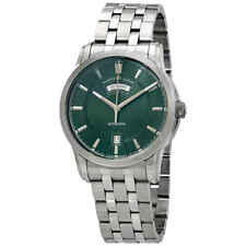 Maurice Lacroix Pontos Automatic Green Dial Men's Watch PT6158-SS002-63E