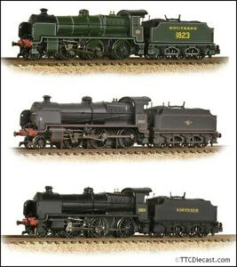 Graham Farish, SE&CR N Class, Choice of Liveries and sound variant, N Guage