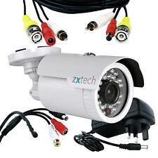 Audio Sony 1000TVL Color CCTV Waterproof Outdoor Night Vision Bullet CCTV Camera