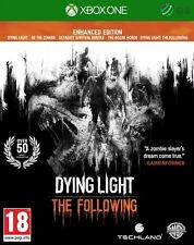 Dying Light The Following Enhanced Edition Xbox One * NEW SEALED PAL *