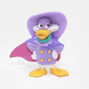 "DARKWING DUCK 2"" PVC Figure - 1992 Disney Kellogg's Cereal Toy"
