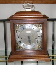 Vintage Seth Thomas Bracket Clock 8 Day Westminster Chimes w/ Key Instructons