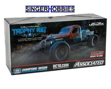 Associated Trophy Rat Short Course Truck Brushless RTR 1/10 2WD ASC70019 HRP