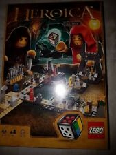 LEGO 3859 HEROICA Nathuz Game Set, Rare, New & Sealed present / collector