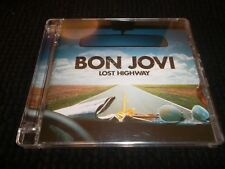 BON JOVI - LOST HIGHWAY - CD 2007 MADE IN GERMANY - SUPER JEWEL CASE