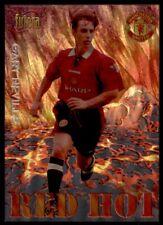 no Futera 1 Singapur el equipo Manchester United 2000-Henning Berg