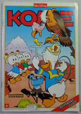 WALT DISNEY COMICS 1997 GREEK VTG EDITION # 107 KOMIX COMIX RARE COMIC BOOK