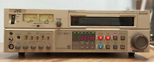 JVC BRS-800 S-VHS e VHS EDITING RECORDER E  PLAYER PERFETTO