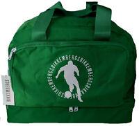 Borsa Borsello Borsone Viaggio Palestra Uomo Donna Bikkembergs Bag Soccer