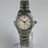 Swiss Military The Genuine Womens 096 0690 Stainless Steel Watch