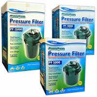 Lotus Green Genie Pressure Filter Pond Filtration UVC Water Clear System Fish