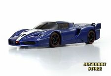 Kyosho 30484MB Mini-Z FERRARI FXX Metallic Blue 1/27 MR-02 MM Readyset