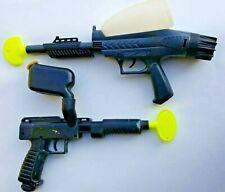 Brass Eagle Paintball Gun Marker Pump Action w/ Loader & Plug Lot of 2 - Talon