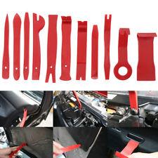18pcs Car Radio Door Clip Panel Trim Dash Audio Plastic Removal Pry Tools Kit
