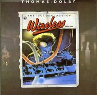 NEW CD Album Thomas Dolby - Golden Age of Wireless (Mini LP Style Card Case)