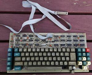 Vintage 70's KTC 065-00821-001 607 2011 Rev B Beckman 898-1-R Key Tronic Keys