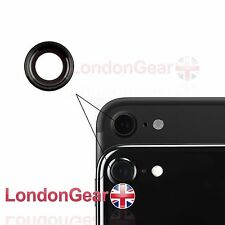 Genuine Replacement Black Ring GLASS Camera Lens for Apple iPhone 7G